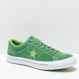 Converse One Star Pinstripe Skate Shoes